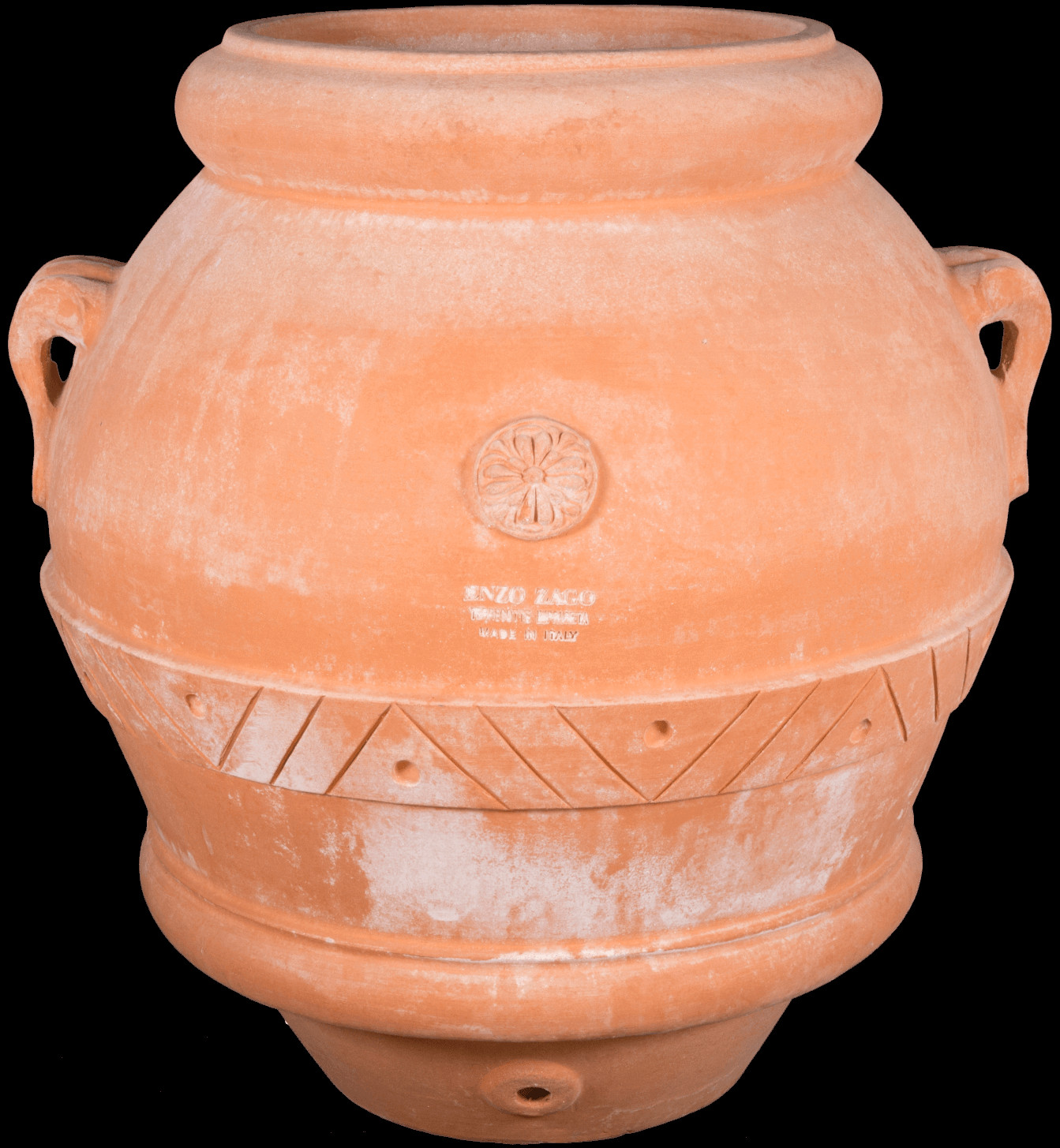 large outdoor pottery vases of terracotta urns orci jars from impruneta tuscan imports within 126 medium