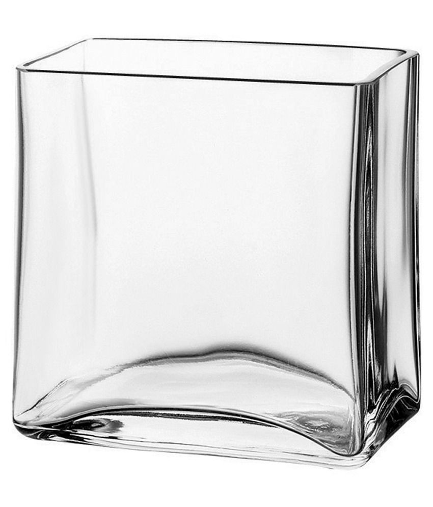 Large Square Clear Glass Vases Of Pasabahce Glass Flower Vase Buy Pasabahce Glass Flower Vase at Best for Pasabahce Glass Flower Vase