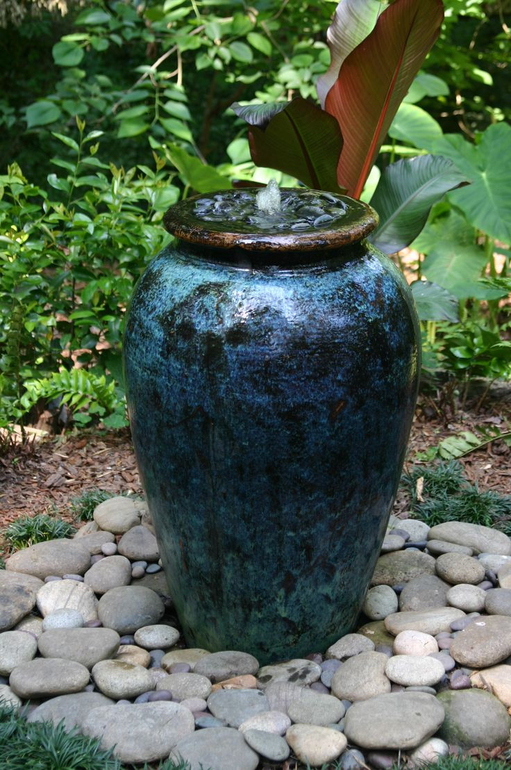 large vase fountains of 22 best garden crafts images on pinterest garden decorations within diy water fountain ive always wanted to make one of these