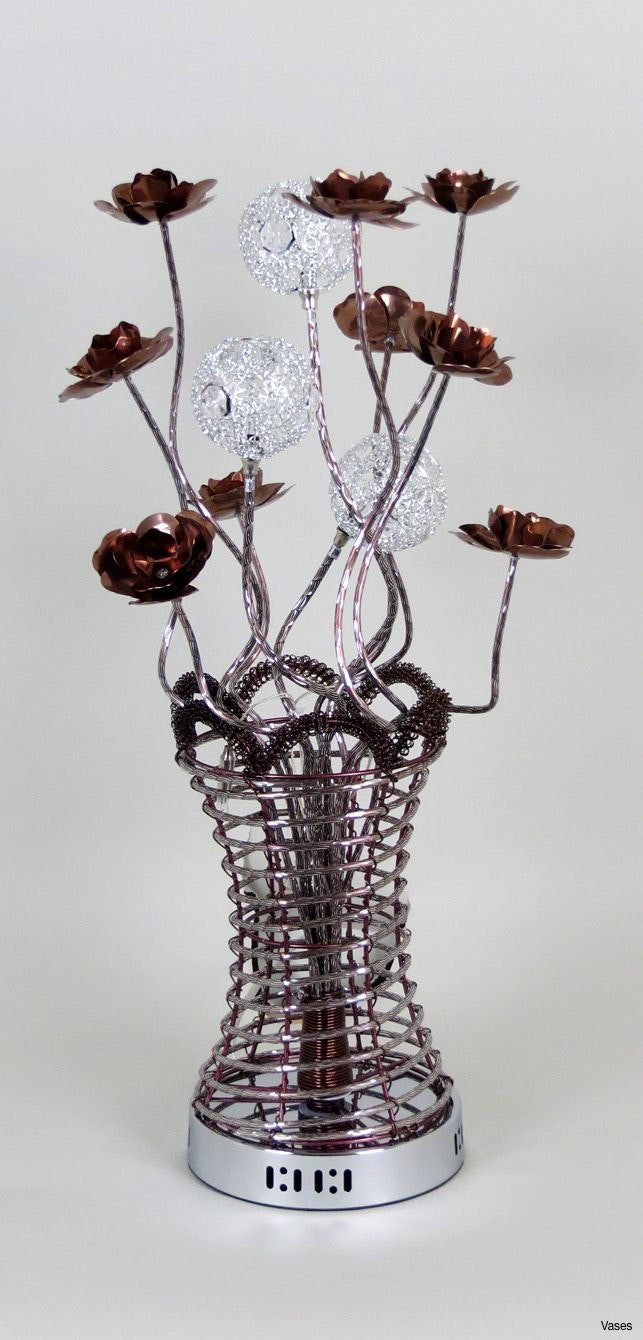 large vase with lid of large metal vase photograph vases metal flower vase lamp woven wire for large metal vase photograph vases metal flower vase lamp woven wire i 0d design metal of