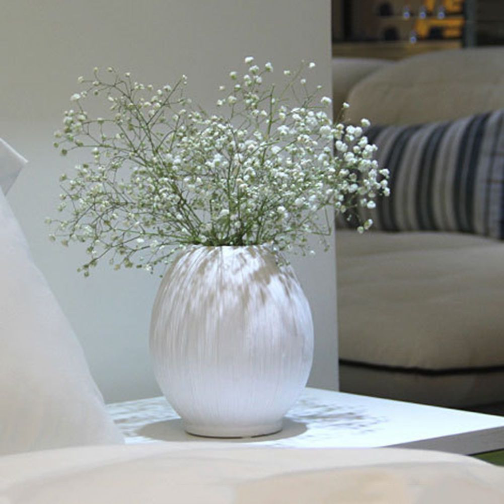 large white vase of modern large ceramic flower vase white porcelain decorative pottery in modern large ceramic flower vase white porcelain decorative pottery vases