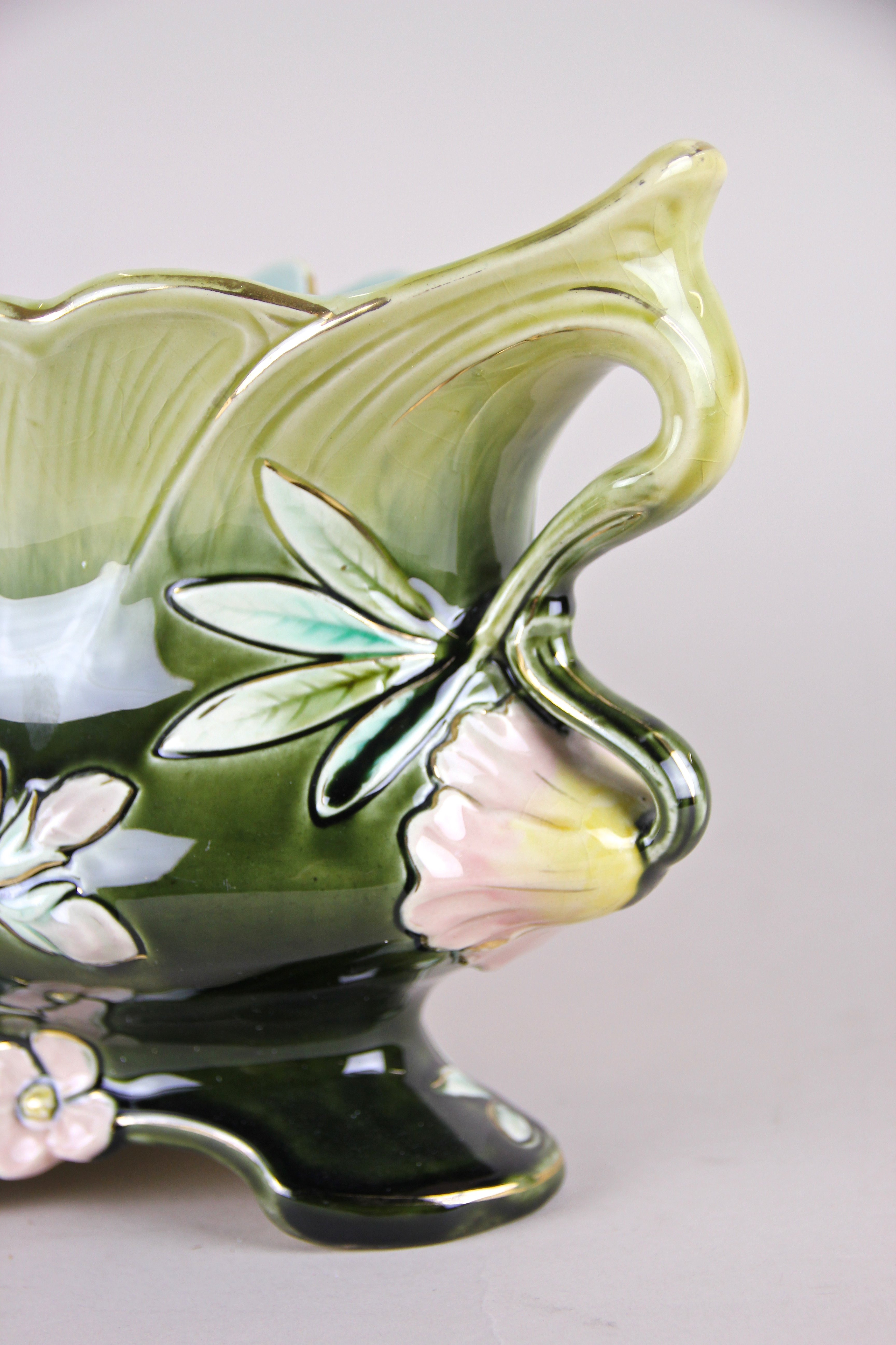 legras art glass vase of art nouveau jardinia¨re france circa 1915 for sale at 1stdibs regarding img 4670 org