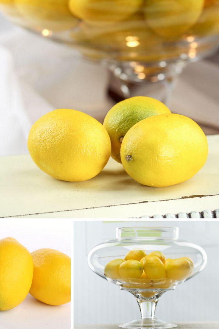 lemon vase filler of 246 best decor images on pinterest floral arrangements flower throughout artificial lemons