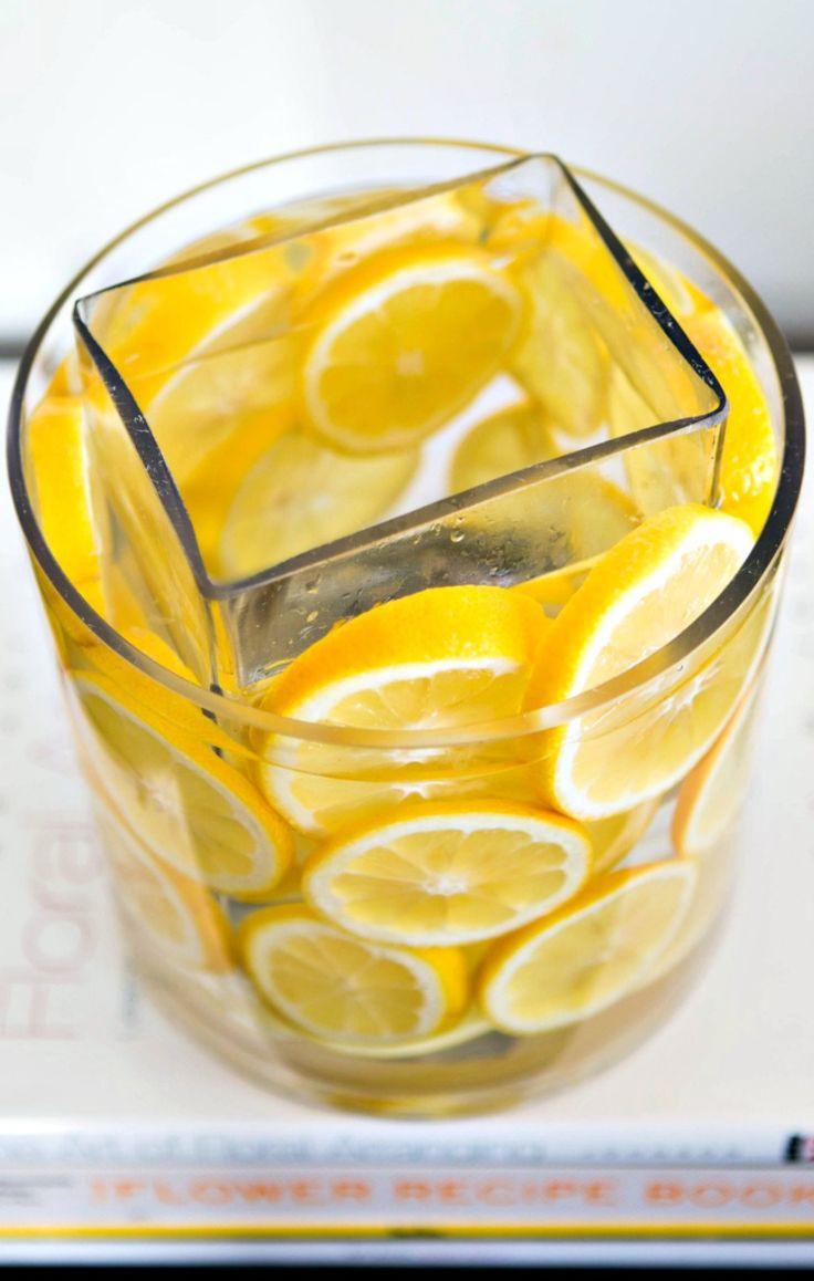 lemon vase filler of 66 best summer tablescapes images on pinterest table decorations regarding 15 gorgeous flower tricks that will blow your mind