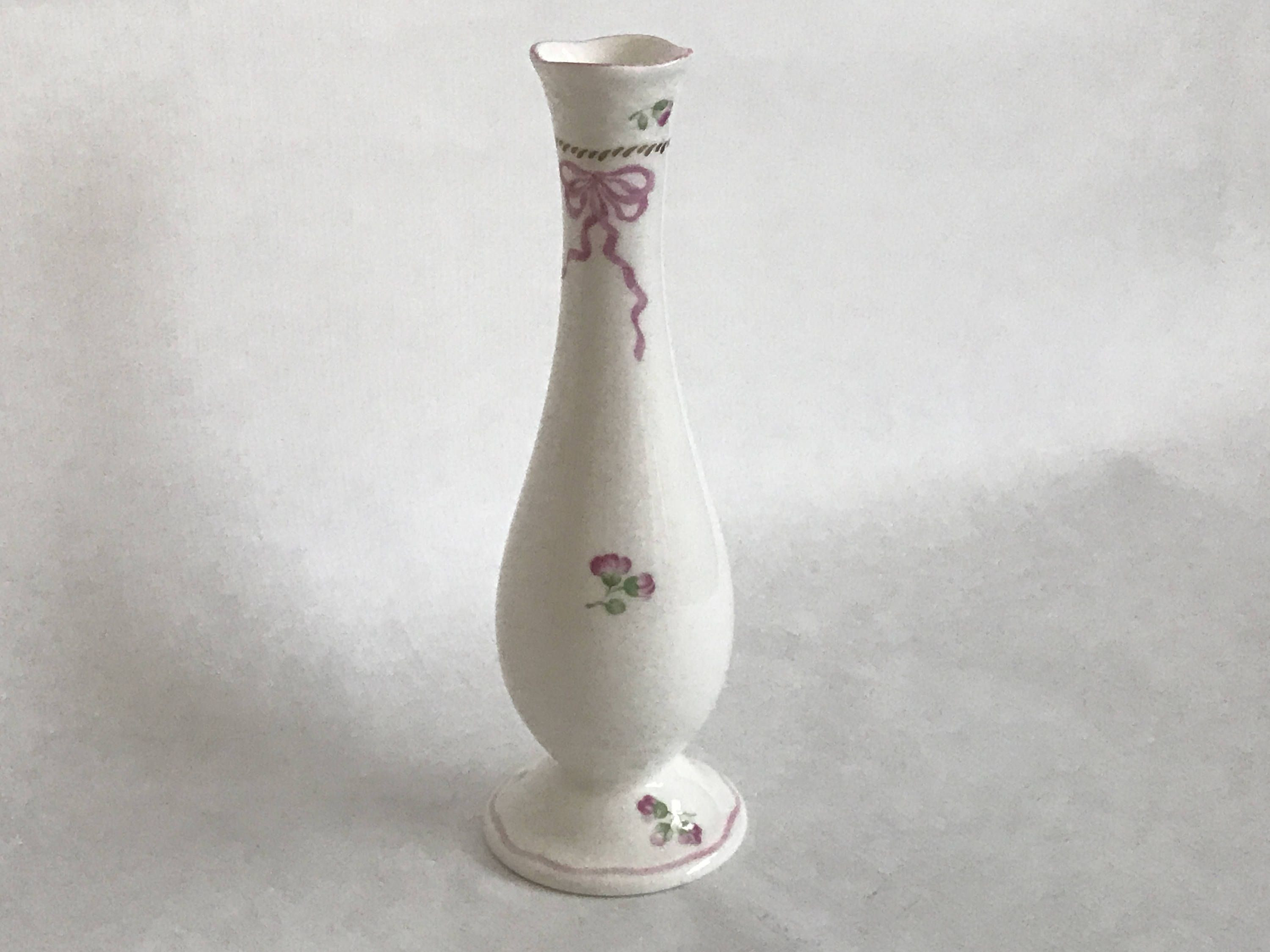lenox fine crystal vase of lenox china bud vase vintage lenox white porcelain bud vase with with lenox china bud vase vintage lenox white porcelain bud vase with 24k pink trim