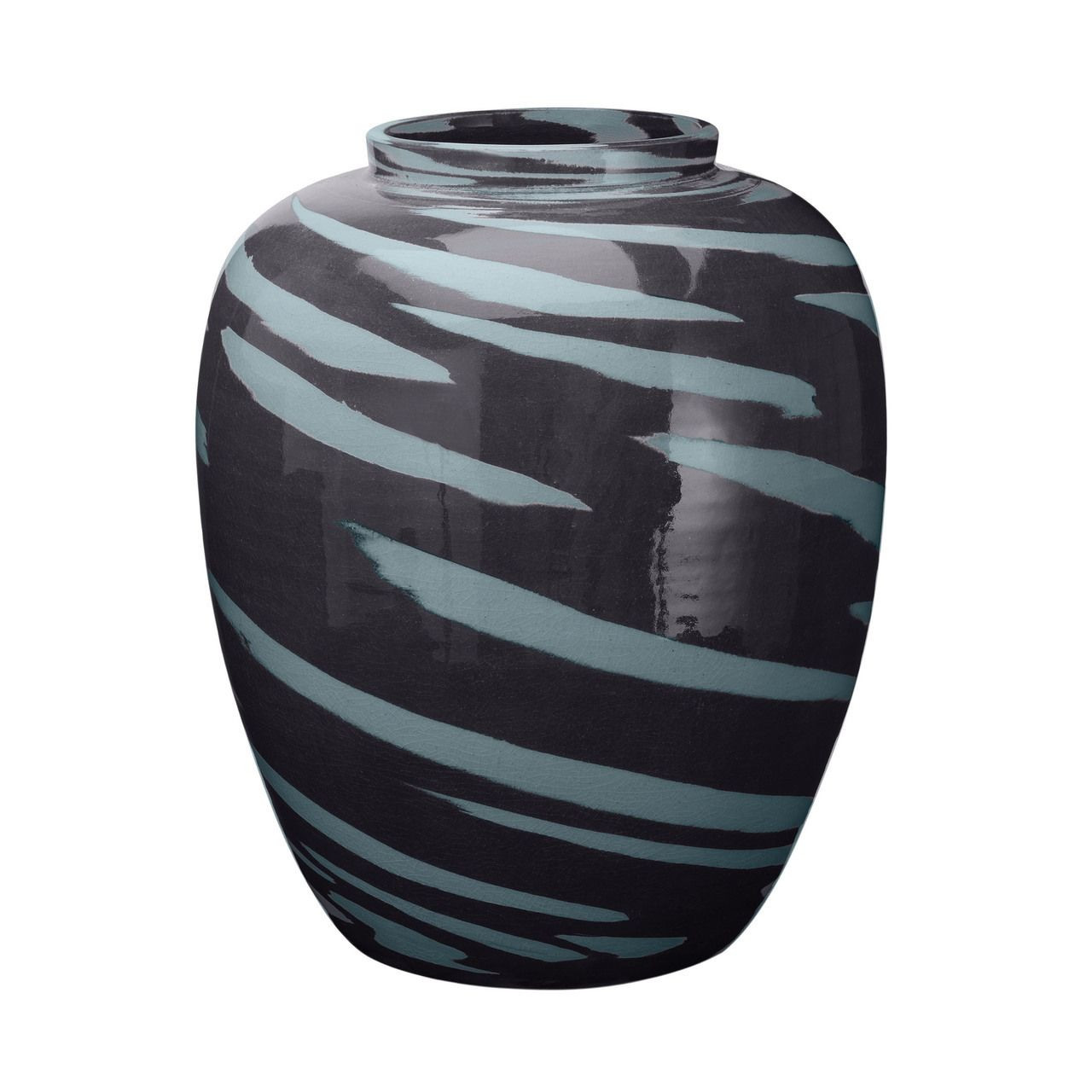 lenox holiday vase of diamond home clay sea tiger decorative churn tigers within the sea tiger churn is a unique vase having a tiger pattern promoting a natures love