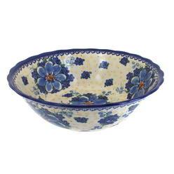 lenox tulip vase of vena serving platters sears with regard to vena daisy surprise large serving bowl polish pottery