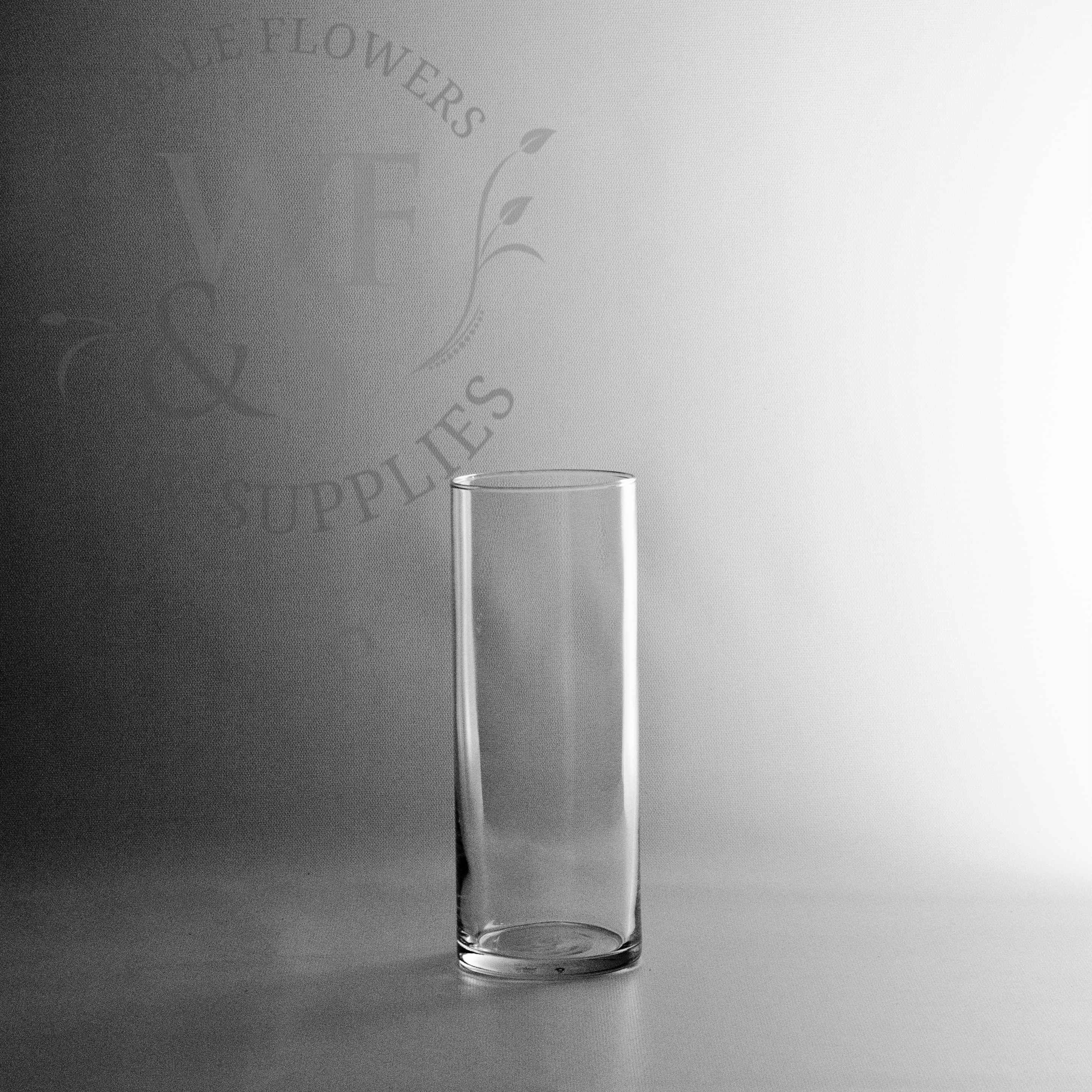 libbey clear cylinder bud vase of glass cylinder vases wholesale flowers supplies intended for 9 x 3 25 glass cylinder vase