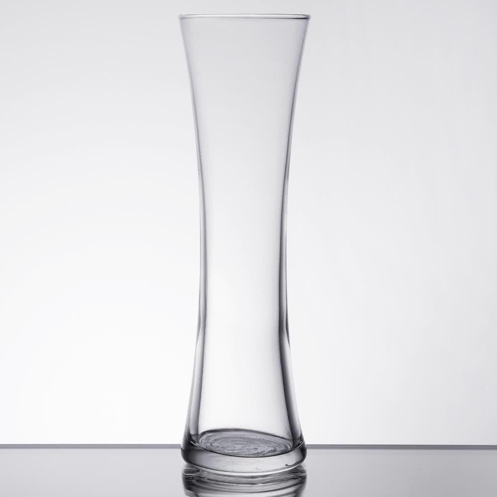 libbey clear cylinder bud vase of tall cylinder vases webstaurantstore for libbey 9860112 sabrina 8 inch bud vase 8 case