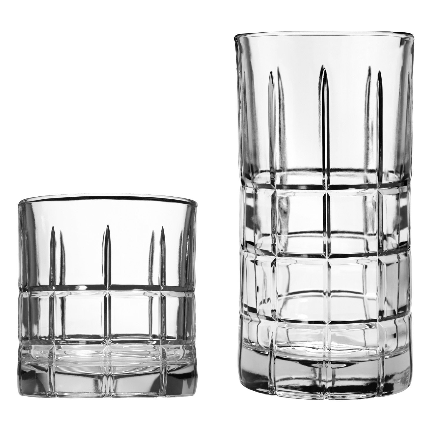 libbey floral cylinder vase of shop anchor hocking manchester 16 piece drinkware set free throughout shop anchor hocking manchester 16 piece drinkware set free shipping today overstock com 10422322
