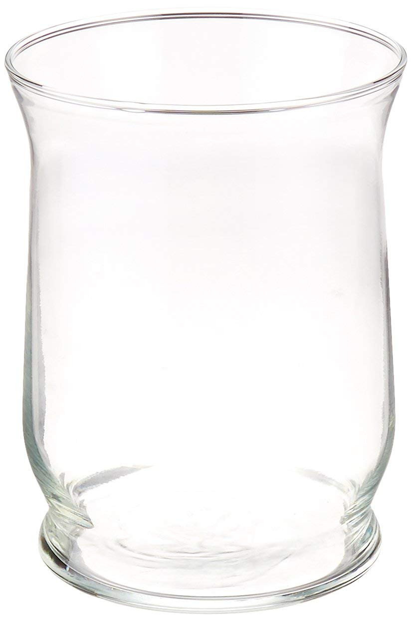 Libbey Glass Cylinder Vase 4.5 Of Amazon Com Libbey Adorn Hurricane Vase Candleholder 8 Inch Tall In Amazon Com Libbey Adorn Hurricane Vase Candleholder 8 Inch Tall Clear Set Of 4 Home Kitchen