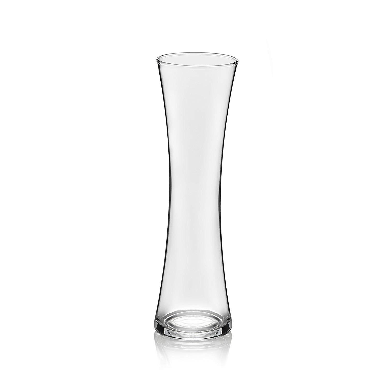 libbey glass cylinder vase 4.5 of amazon com libbey sabrina 8 piece 8 inch bud vase set home kitchen with 71is69mlsul sl1500