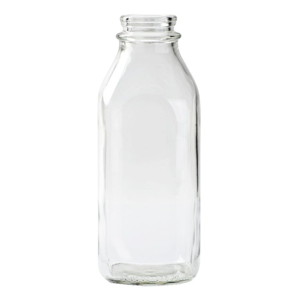 libbey glass vases bulk of libbey 92129 33 5 oz glass milk bottle 24 case j m inside libbey 92129 32 oz glass milk bottle 24 case 45 99