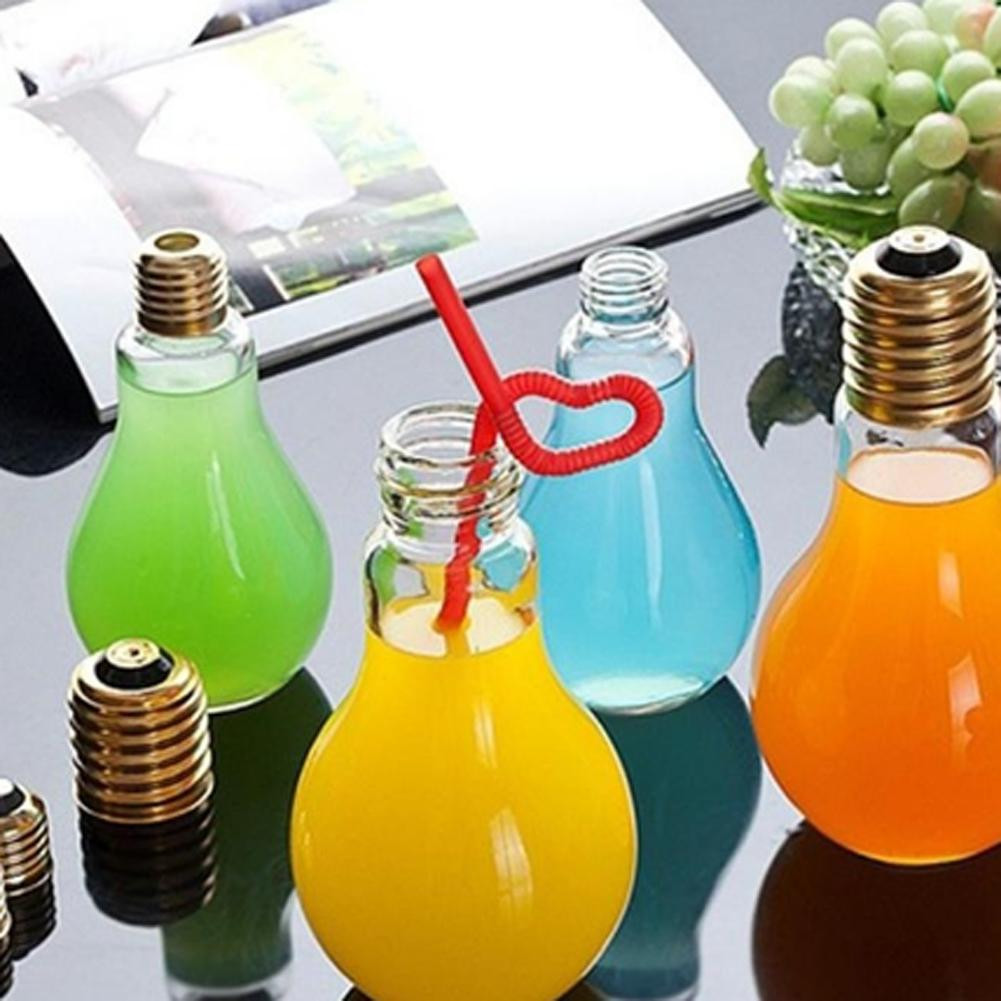 light bulb shaped vase of 200pcs creative eye catching light bulb shape tea fruit juice drink throughout 200pcs creative eye catching light bulb shape tea fruit juice drink bottle cup plant flower glass vase home office desk decoration