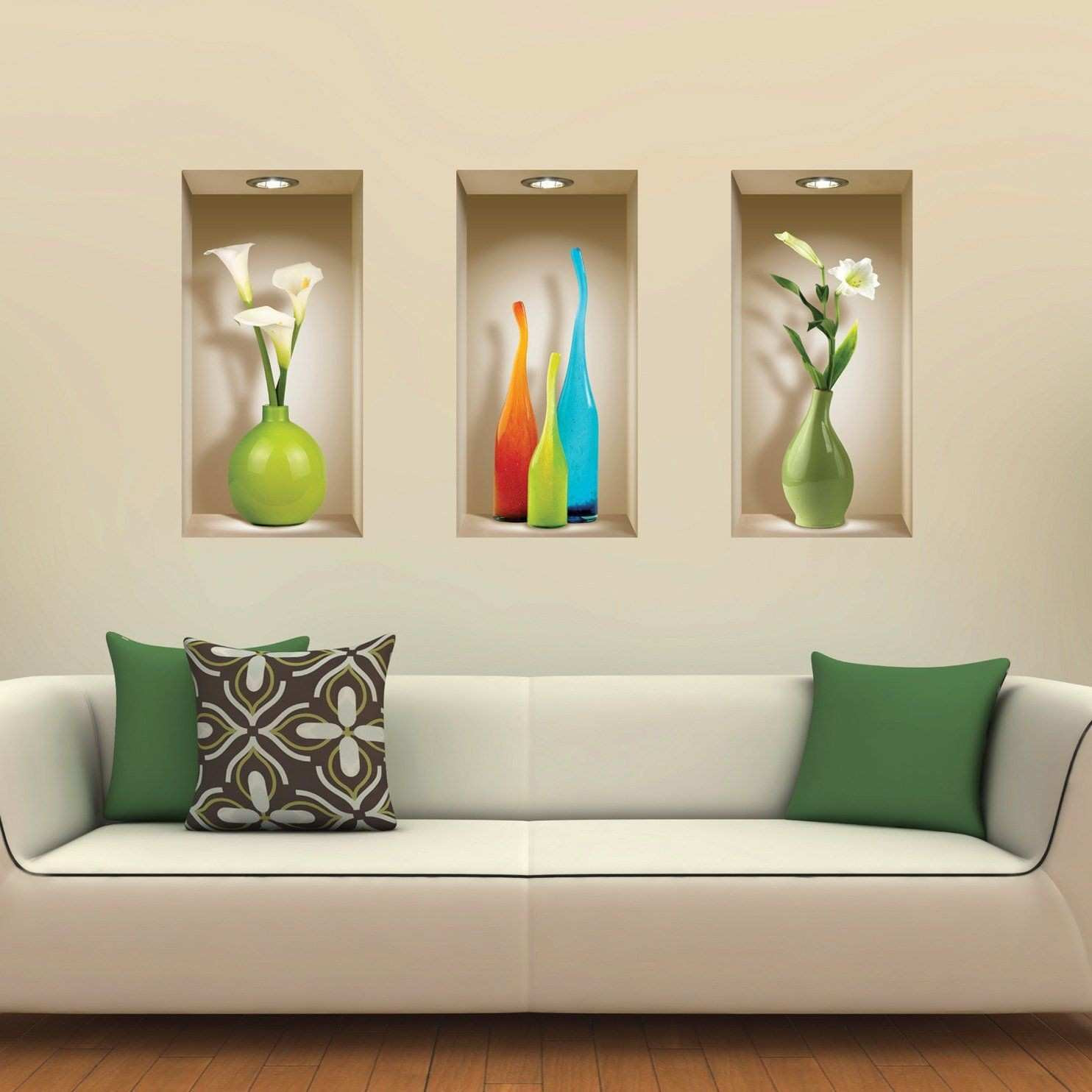 Lime Green Floor Vase Of Decorating Ideas for Living Rooms with Green Walls Inspirational Big with Decorating Ideas for Living Rooms with Green Walls Lovely 13 Of the Most Stunning Illuminated Wall