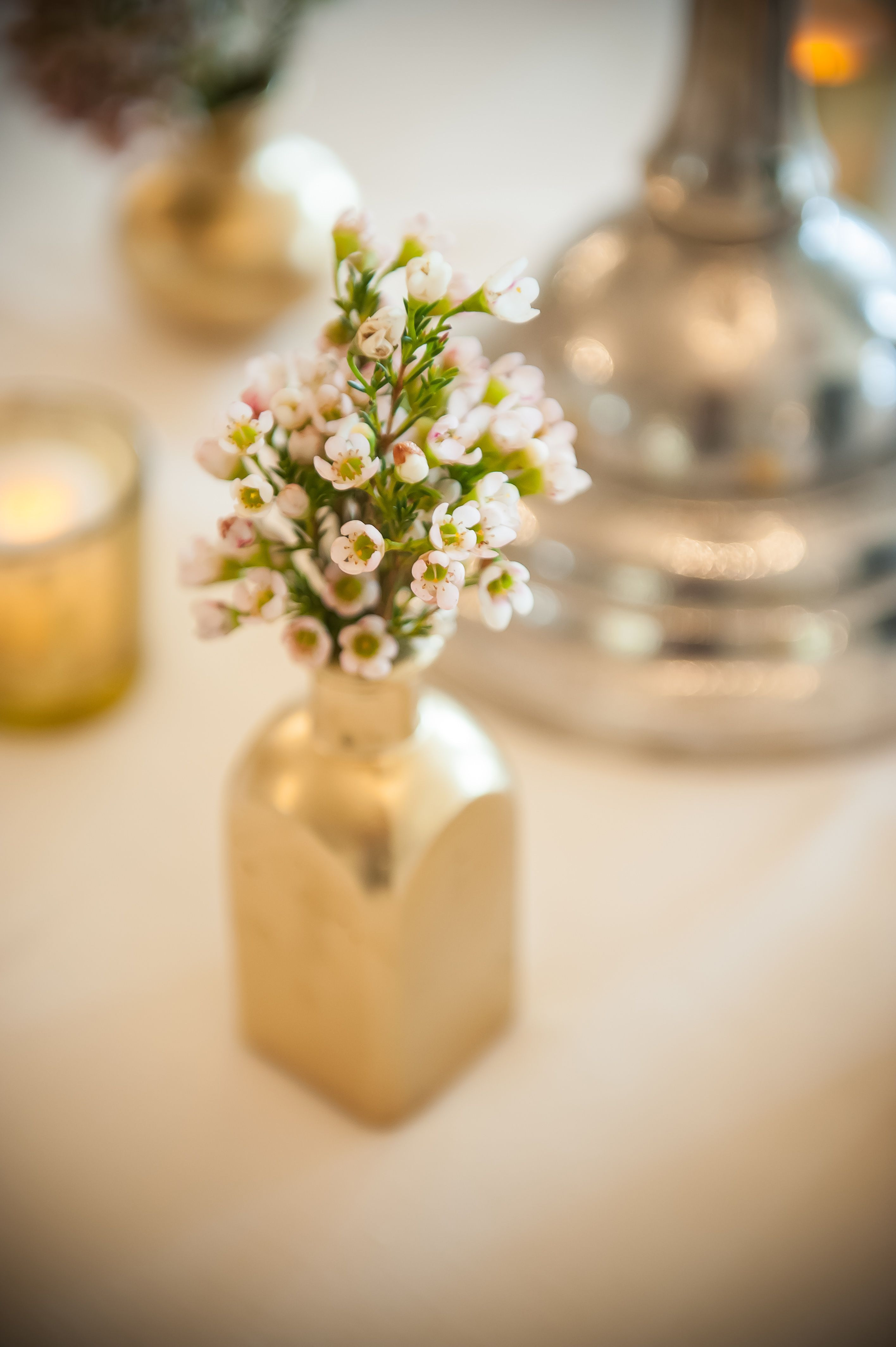 13 attractive Little Flower Vases 2021 free download little flower vases of how about little gold bud vases with white waxflowers for the in how about little gold bud vases with white waxflowers for the cocktail tables www