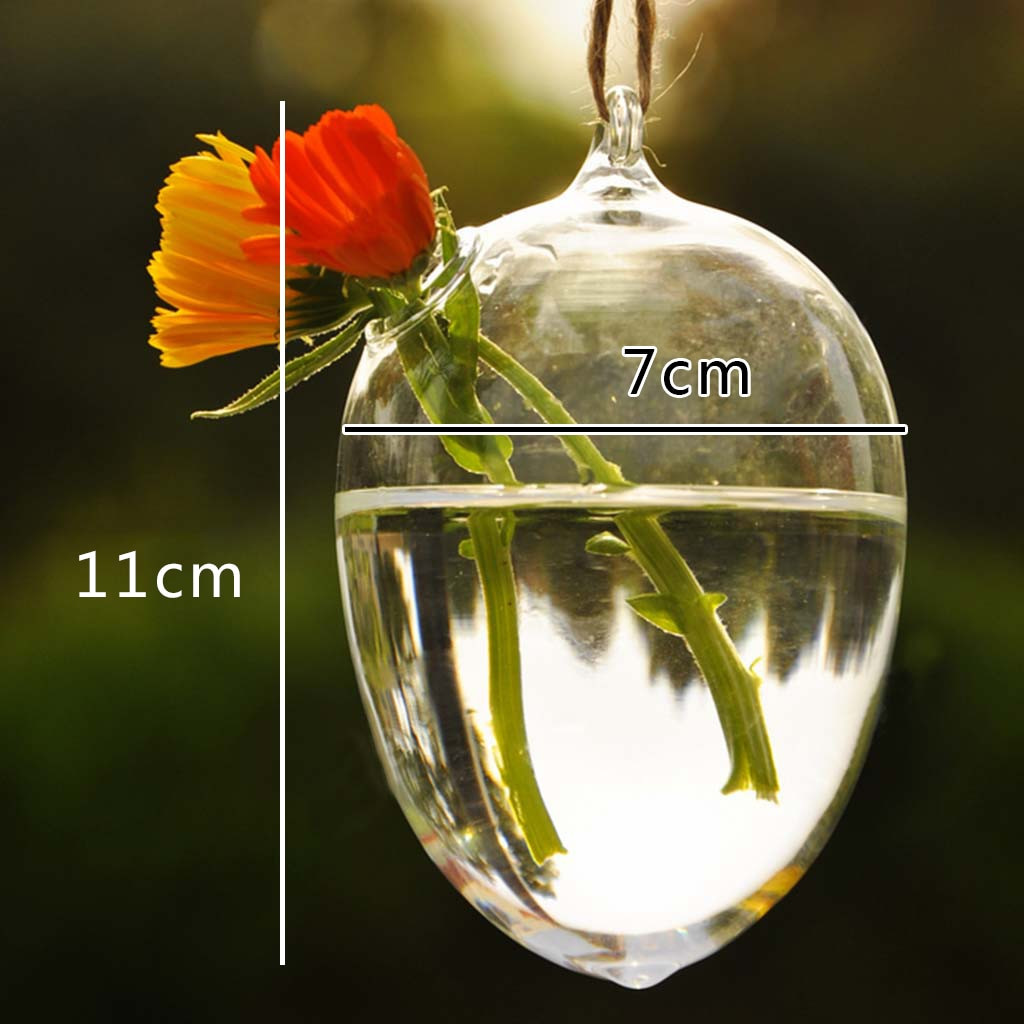 long clear glass vases of aliexpress com buy clear round hanging glass vase bottle terrarium in aliexpress com buy clear round hanging glass vase bottle terrarium hydroponic planter pot flower diy home table garden decor from reliable decoration