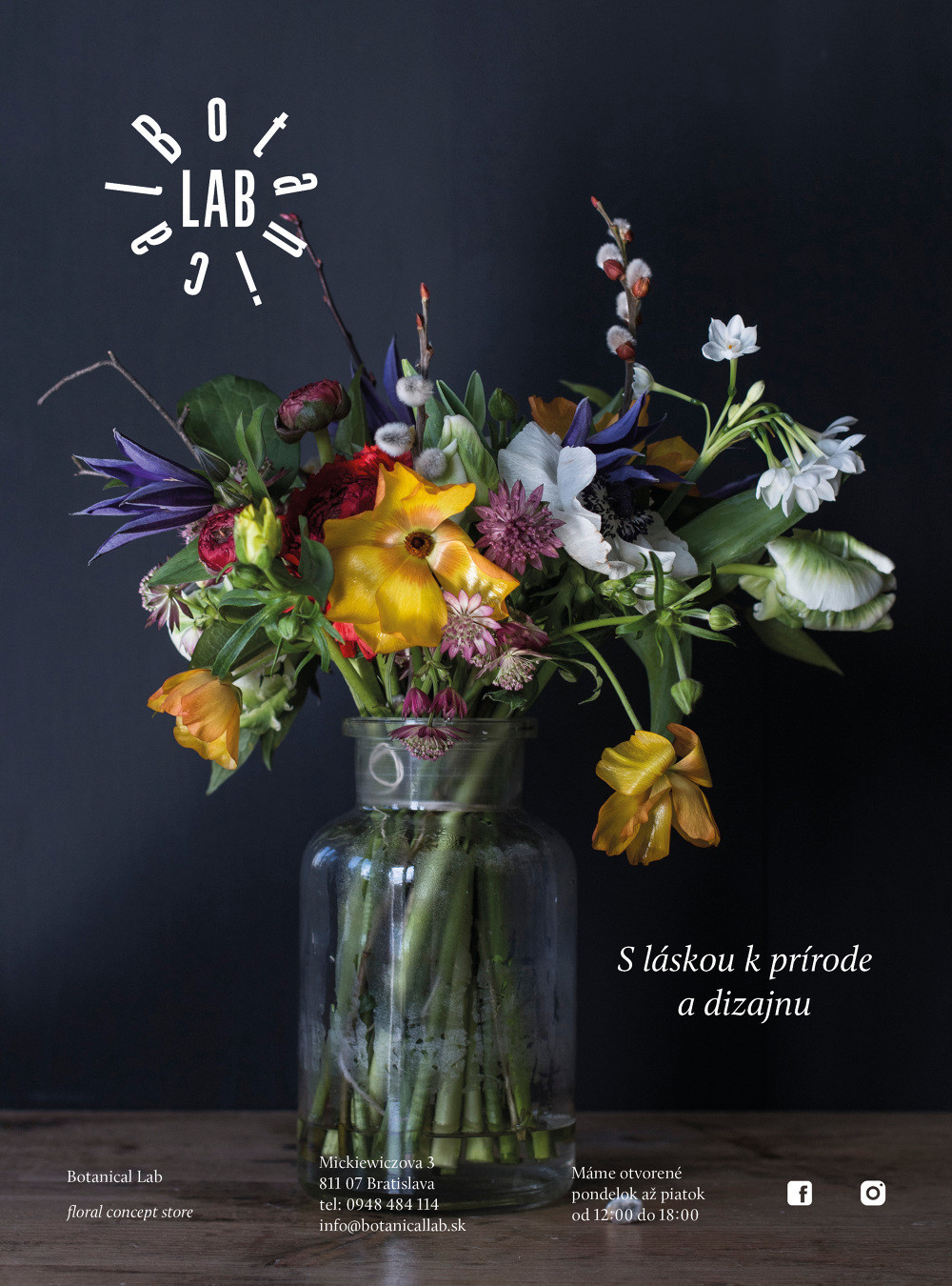 "long flower vase online of 10 awesome small flower vase online bogekompresorturkiye com with 2017 botanical lab ivana palea"" kova from small flower vase online"