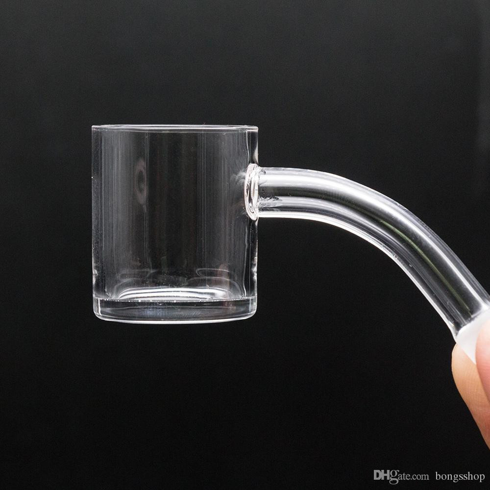 long neck clear glass vase of the latest xxl flat top quartz banger nail with 30mm od female male inside the latest xxl flat top quartz banger nail with 30mm od female male 10mm 14mm 18mm thermal bangers domeless nail for glass bongs quartz banger thermal