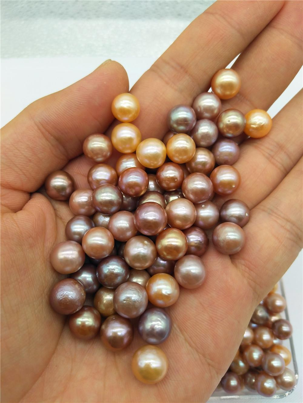 loose pearls vase filler wholesale of natural colors aaa grade 8 5 9 5mm edison loose pearls big huge pertaining to surface with tiny blemishes please look at the pictures