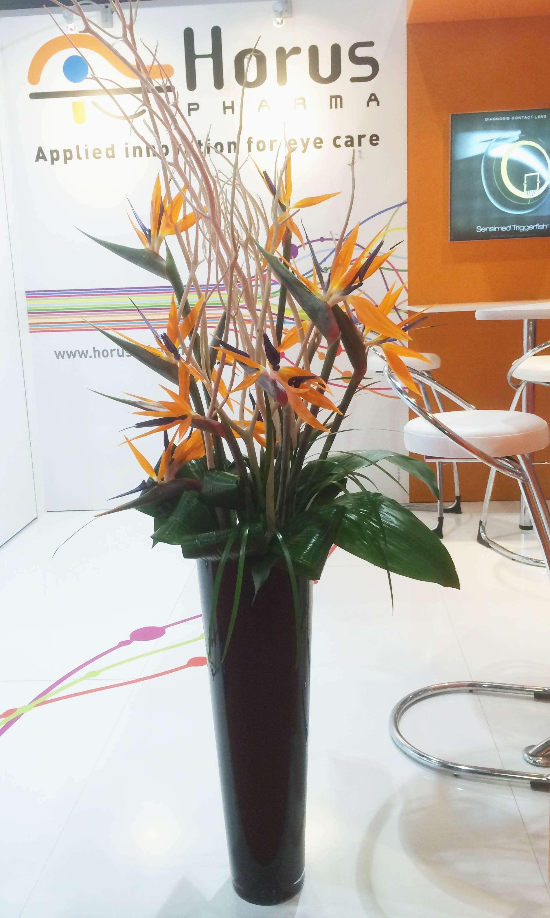 love bird vase of 20 satisfying flower arrangements for dining room table thunder regarding 2 od orange bird paradise twig foliage in black vase concept silk flower arrangements for