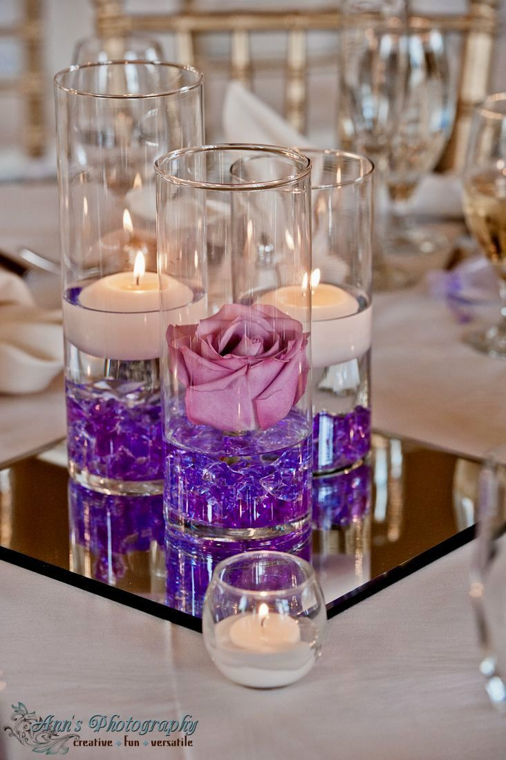 Low Round Glass Vase Of Clear Vase Centerpieces Ideas Centerpiece Ideas Using Cylinder Throughout Clear Vase Centerpieces Ideas Centerpiece Ideas Using Cylinder Vases Wedding Centerpiece Ideas