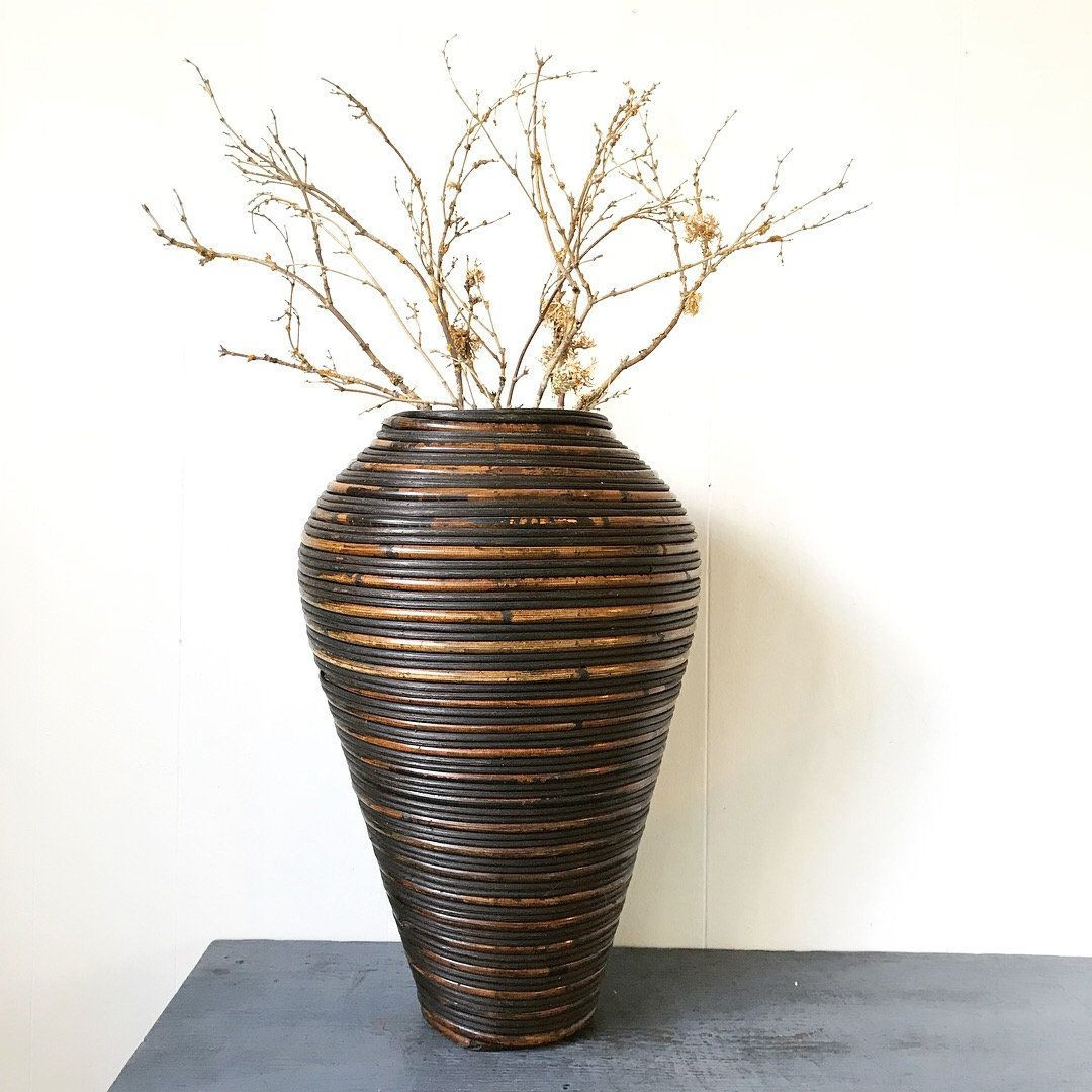 low round glass vase of wicker vases tall stock tall wicker vase design vases artificial with regard to wicker vases tall photograph vases wicker flower vase woven jungalow tall eclectic decor planter of wicker