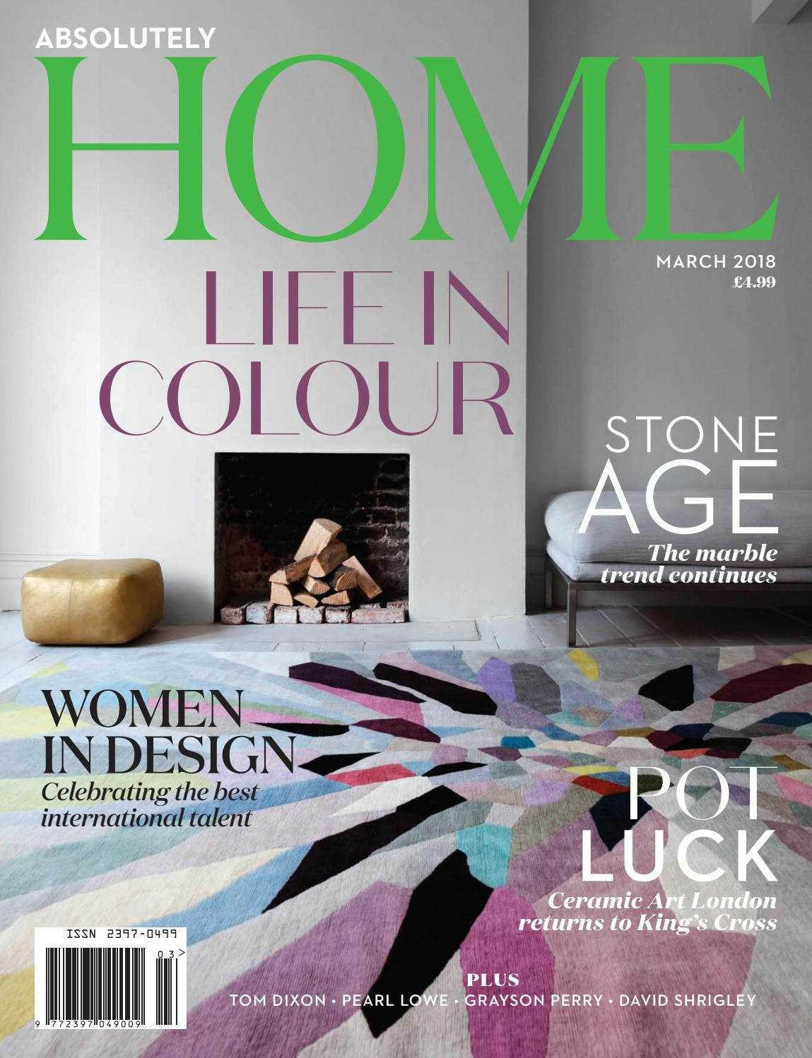 lsa international vases poland of absolutely home march 2018 by zest media london issuu regarding page 1
