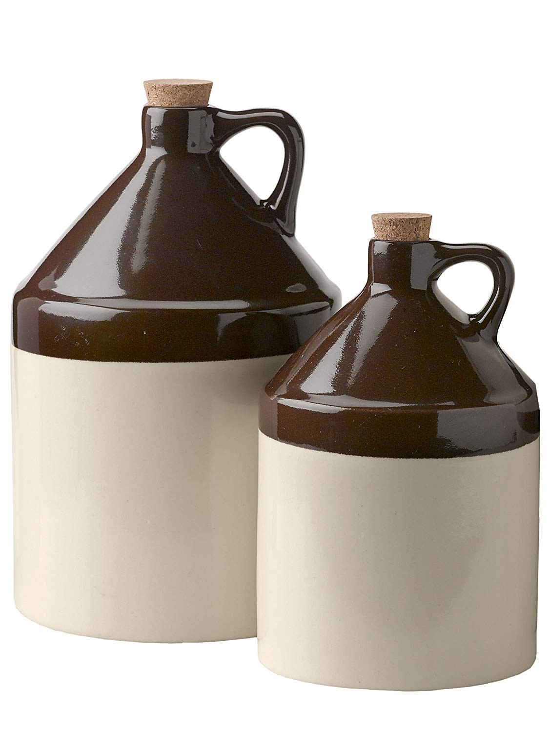 Mackenzie Childs Flower Vase Of Amazon Com Half Gallon Stoneware Jug Cutting Boards Carafes with Regard to Amazon Com Half Gallon Stoneware Jug Cutting Boards Carafes Pitchers