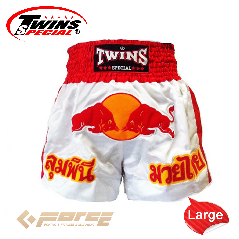 mango wood vase thailand of twins muay thai kick boxing short pant red bull within twins