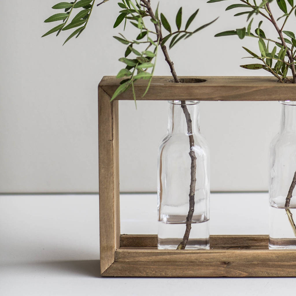 marquis 11 crystal vase of double framed stem vase by marquis dawe notonthehighstreet com with double framed stem vase