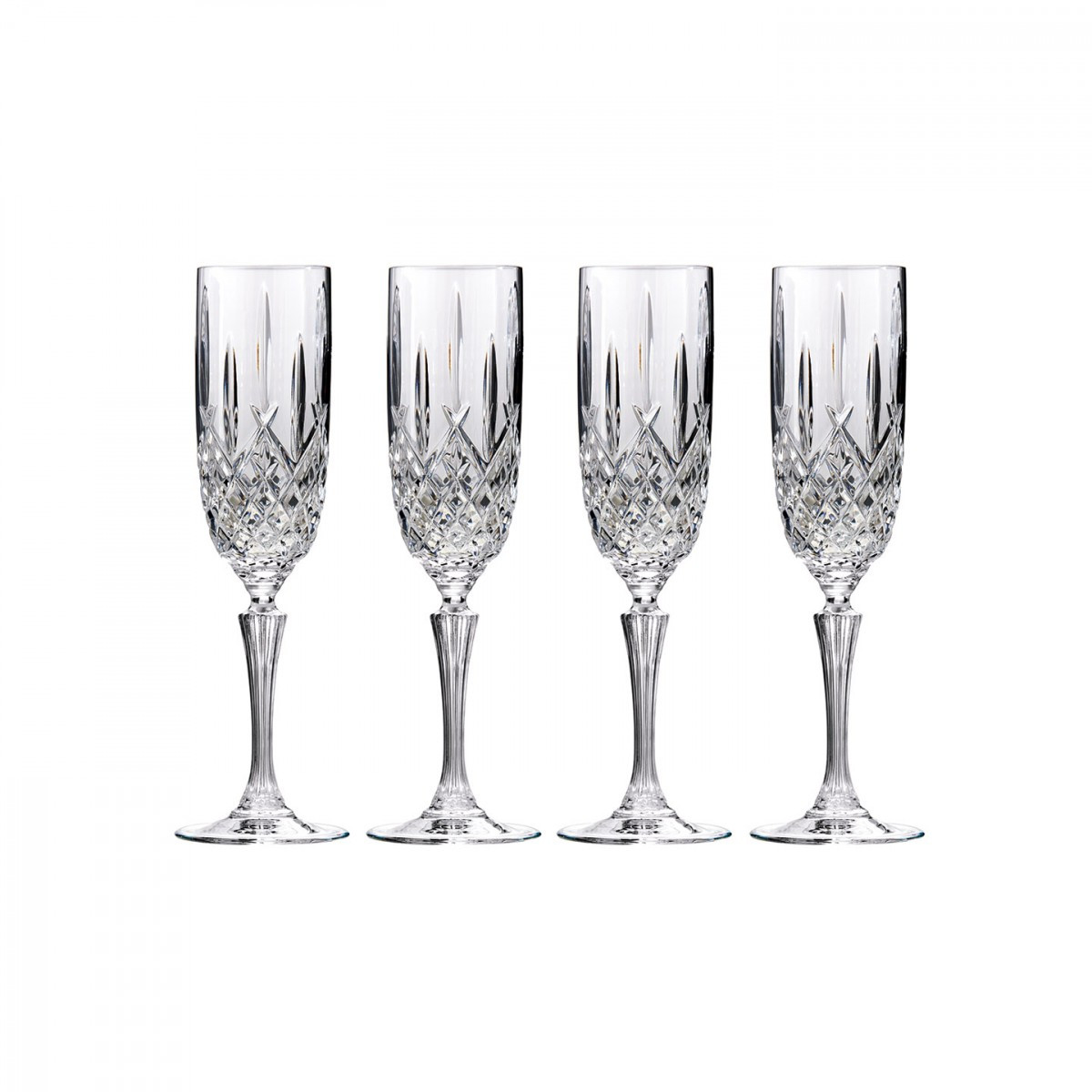 marquis by waterford markham vase of markham flute set of 4 marquis by waterford us intended for markham flute set of 4