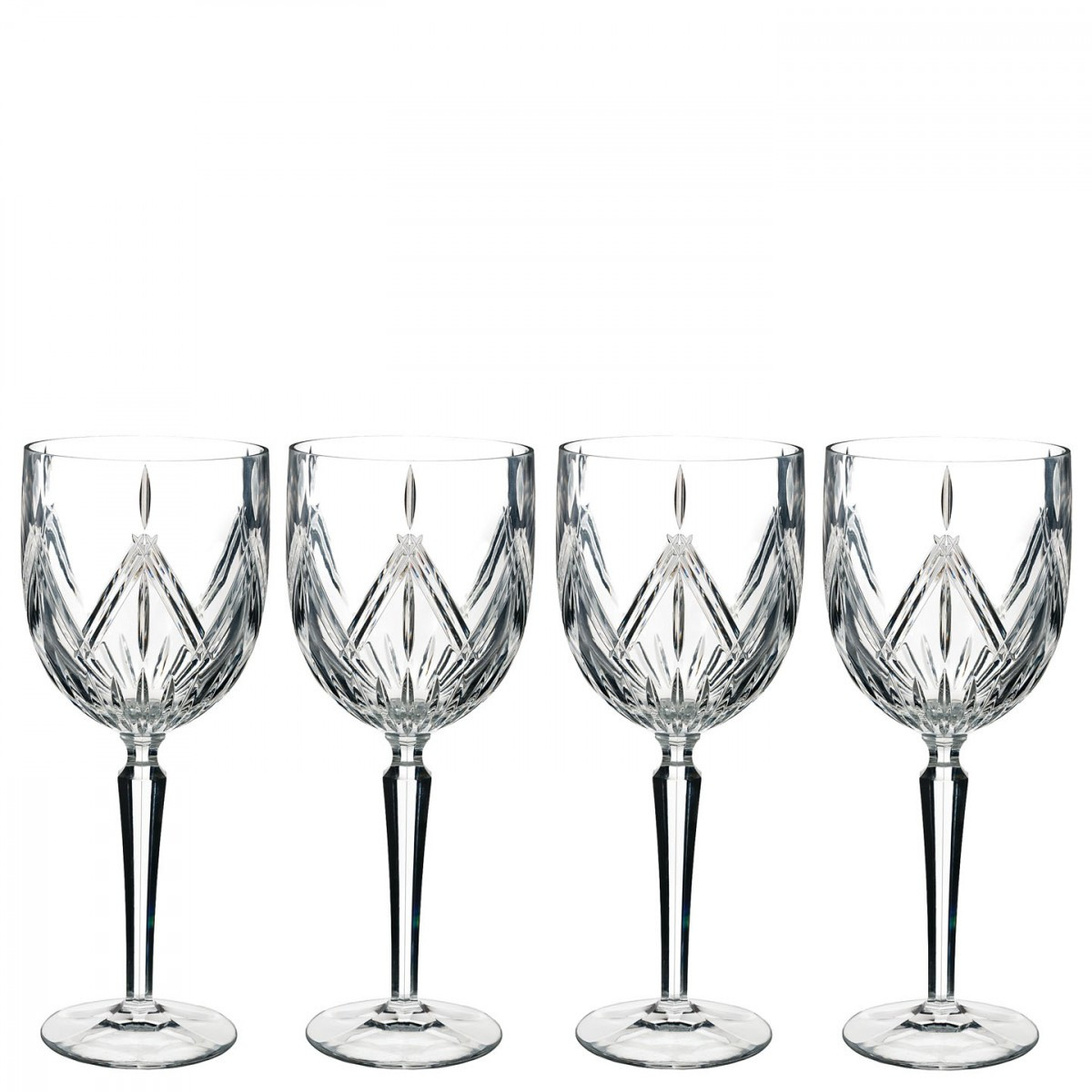Marquis by Waterford Rainfall Vase 11 Of Marquis Lacey Wine Set Of 4 Waterforda Crystal with Regard to Marquis Lacey Wine Set Of 4