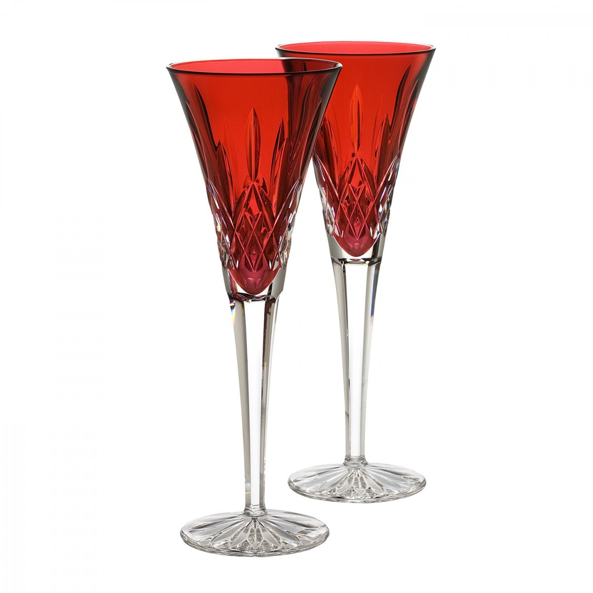 marquis by waterford shelton vase 12 of lismore crimson flute pair discontinued waterford us intended for lismore crimson flute pair discontinued