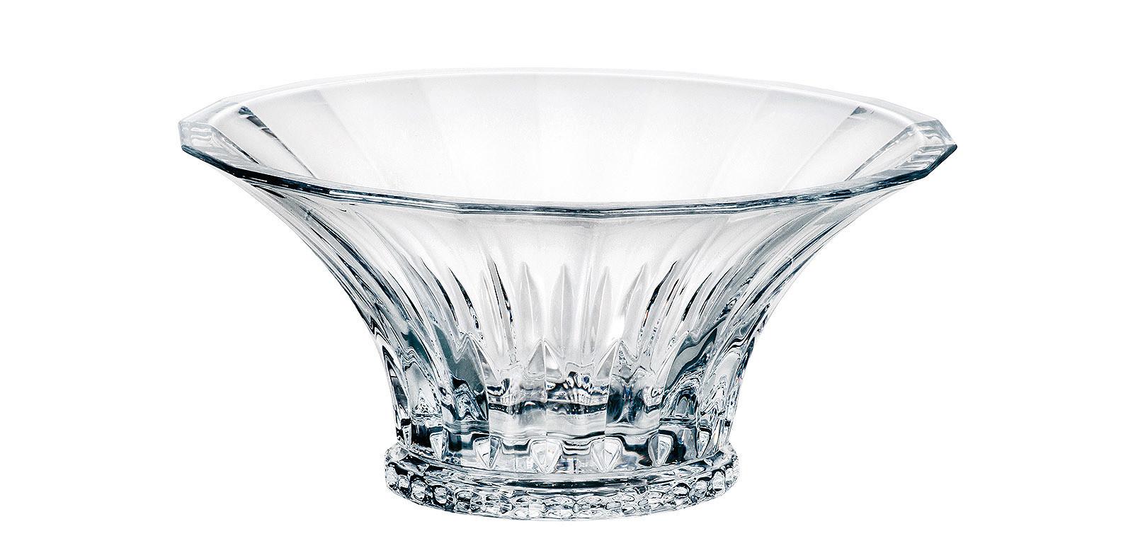 marquis by waterford sheridan flared 11 crystal vase of wellington crystalite bohemia inside wellington bowl 25 cm
