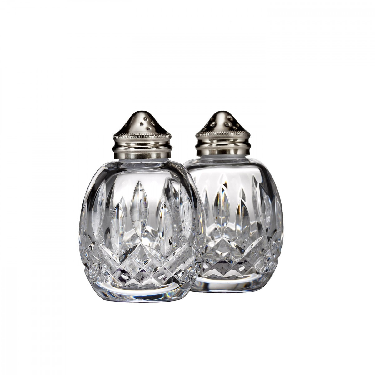 Marquis by Waterford Sheridan Flared Vase Of Classic Lismore Round Salt Pepper Waterford Us Throughout Classic Lismore Round Salt Pepper