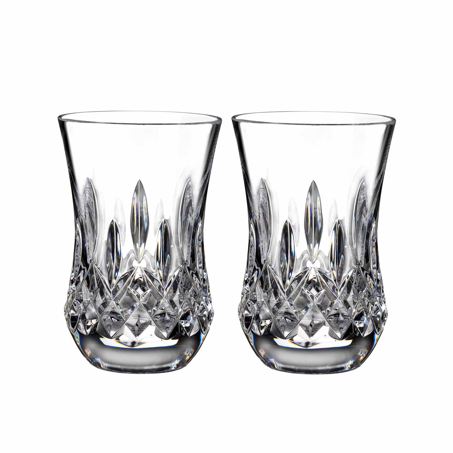 marquis by waterford sheridan flared vase of crystal whiskey glasses tumblers cut crystal waterforda crystal for lismore connoisseur flared sipping tumbler set of 2