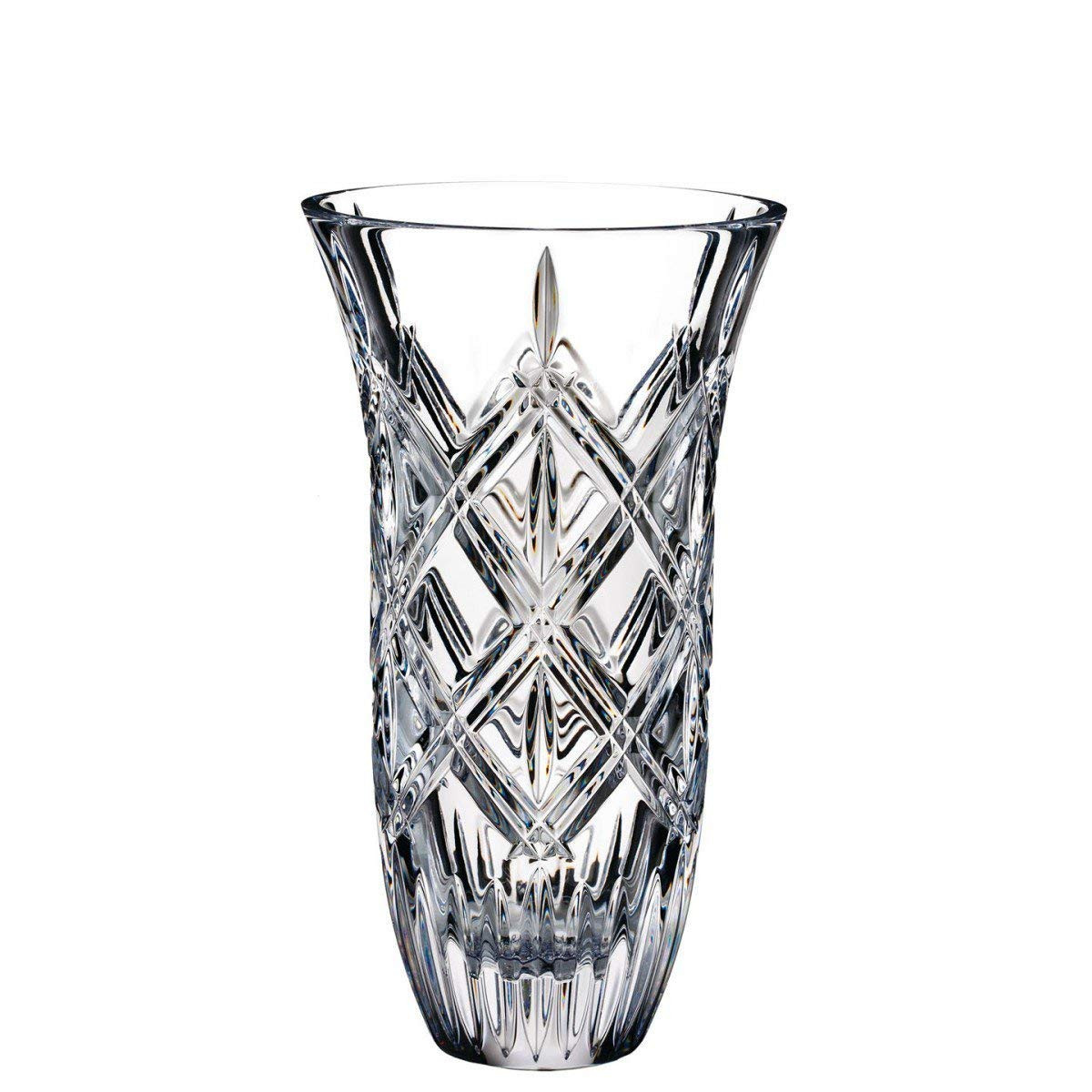 marquis by waterford vase sparkle of amazon com marquis by waterford lacey vase 9 home kitchen within 71gkvf62hsl sl1200