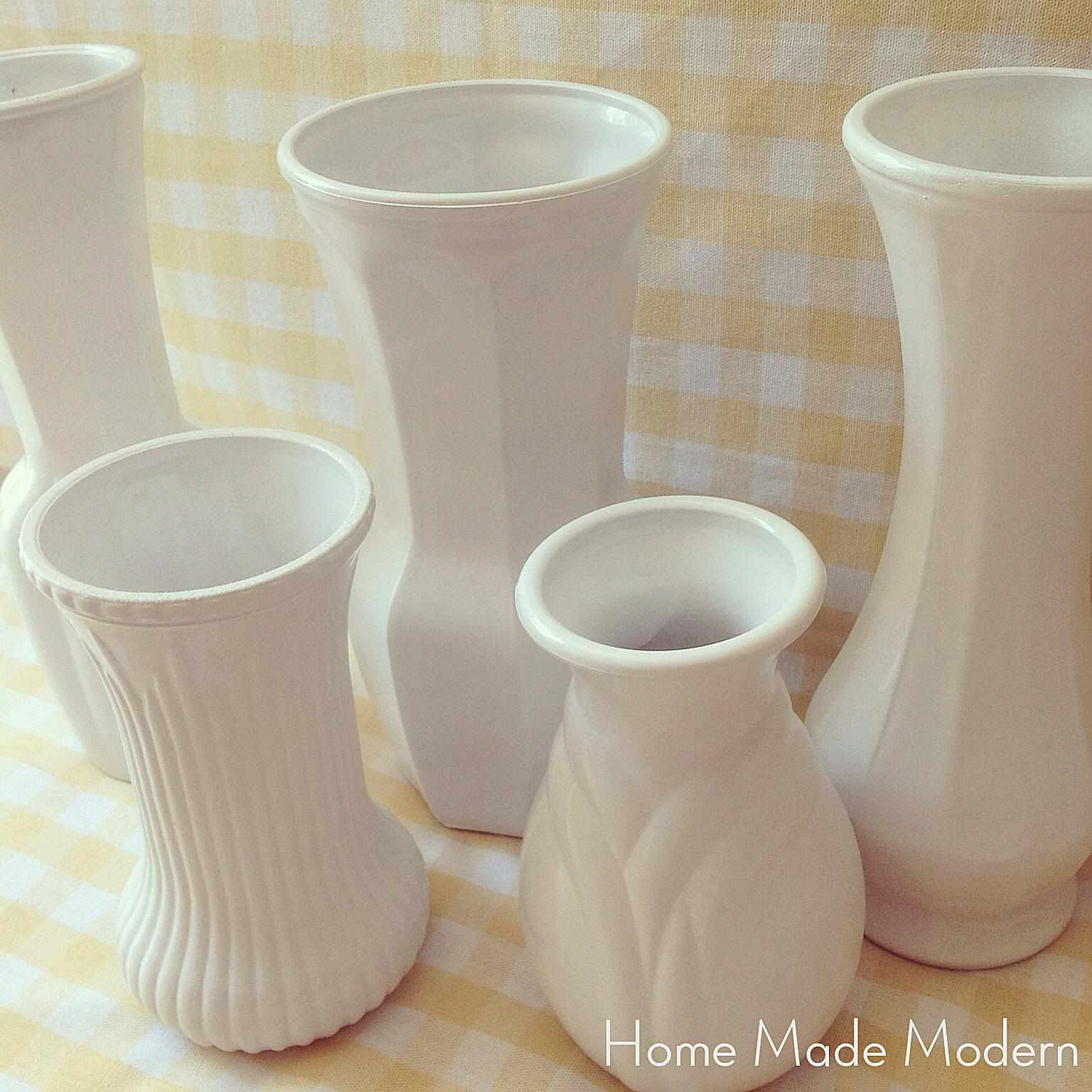 marshalls home goods vases of 12 things you shouldnt throw away with upcycled florist vases home made moder
