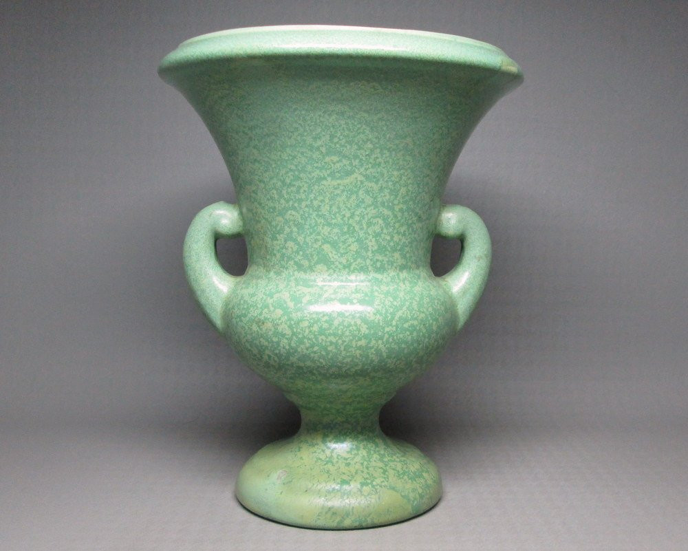 13 Awesome Mccoy Green Vase