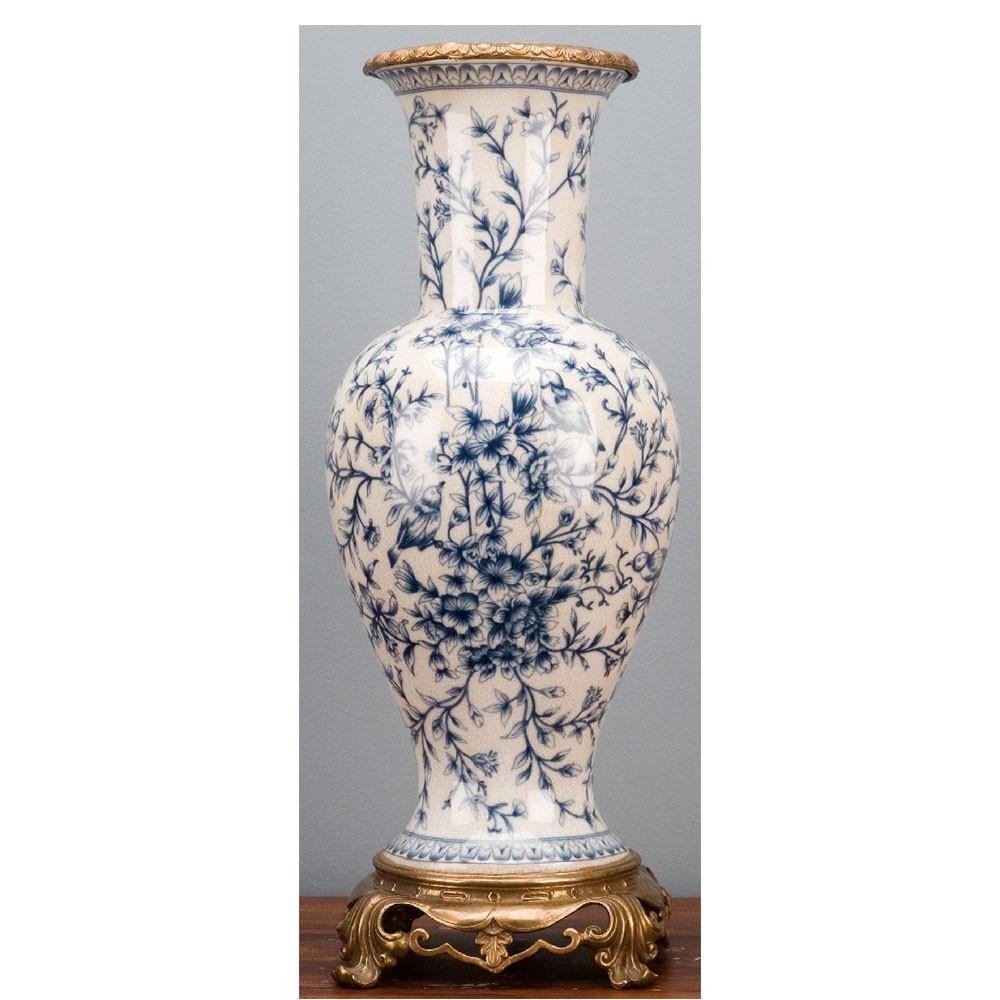 mccoy white vase of antique white vase image blue white porcelain vase bronze ormolu throughout antique white vase image blue white porcelain vase bronze ormolu