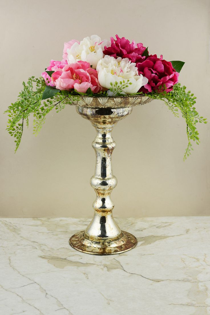 16 Lovable Mercury Compote Vase Decorative Vase Ideas