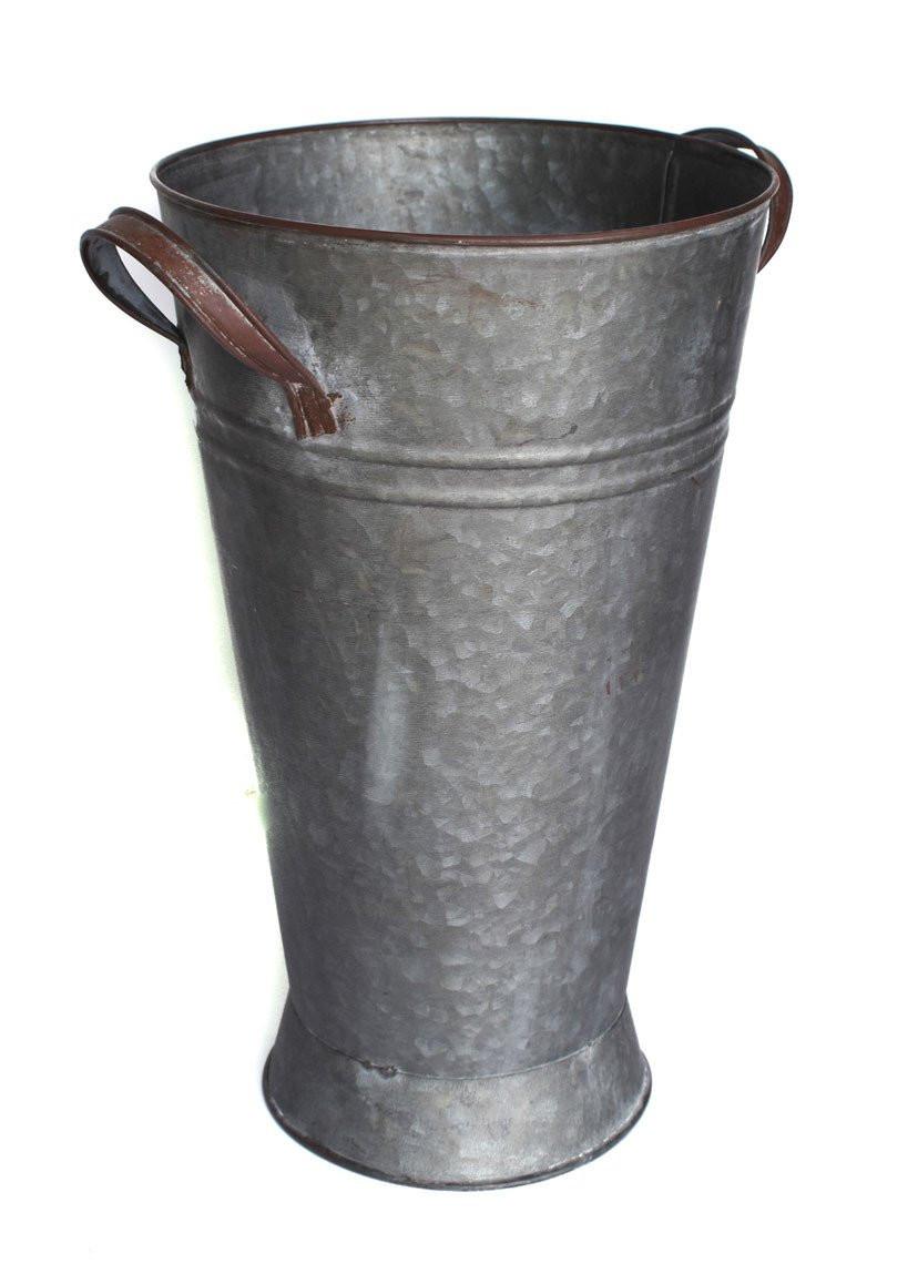 18 Nice Metal Floral Vases 2021 free download metal floral vases of french galvanized metal floral bucket in grey entry way for french galvanized metal floral bucket in grey
