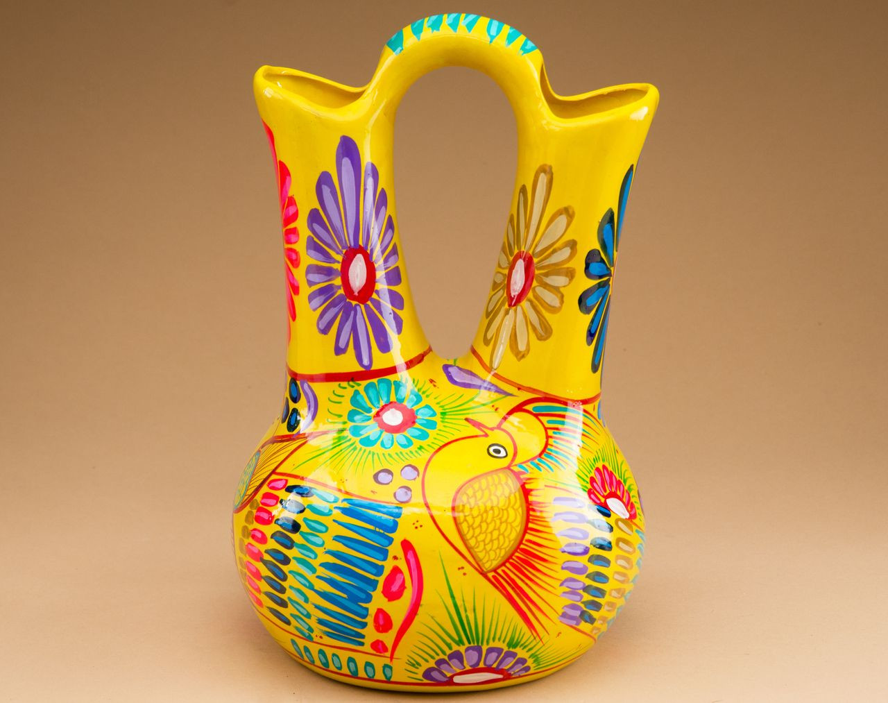 mexican wedding vase of southwest talavera pottery wedding vase 11 p362 pinterest pertaining to hand painted southwest talavera wedding vases are one of the outstanding ceramics of southern mexico with intricate floral patterns and brilliant colors