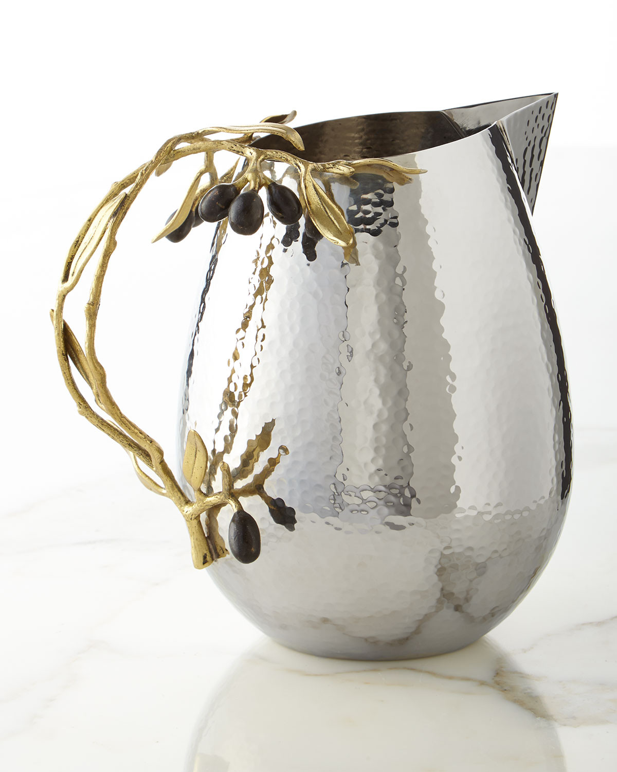 michael aram vase sale of michael aram olive branch pitcher neiman marcus with regard to olive branch pitcher