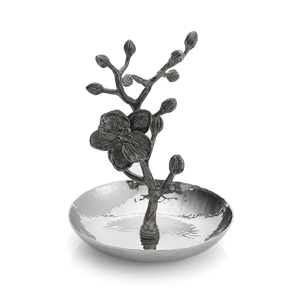 Michael Aram White orchid Vase Of Black orchid Ring Catch Regarding Httpwww Michaelaram Comuploadproductimg110831 Med
