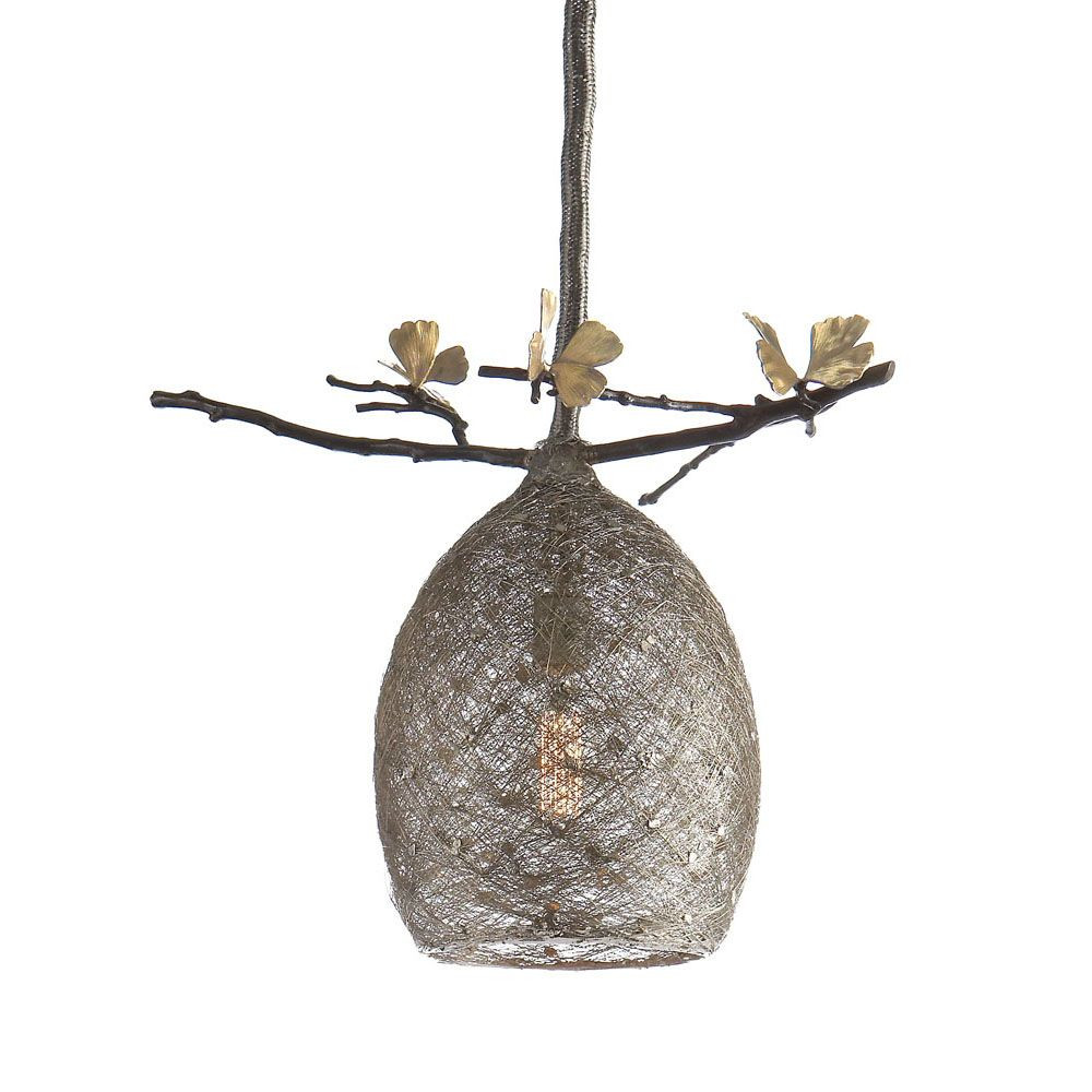 michael aram white orchid vase of cocoon pendant lamp small throughout httpwww michaelaram comuploadproductimg110112 med