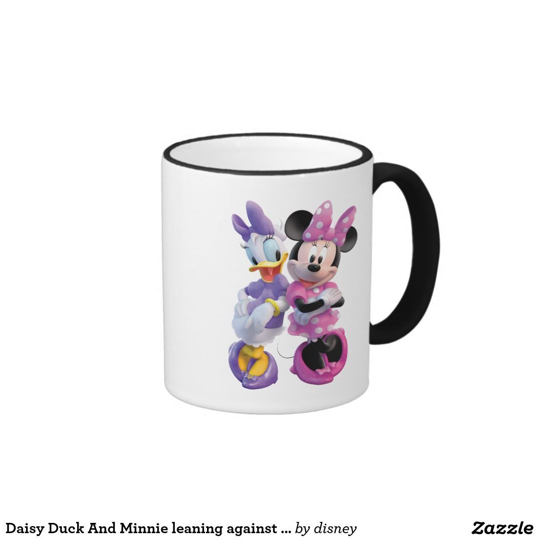 mickey mouse vase of daisy duck and minnie leaning against each other ringer mug mickey regarding mickey mouse in winter clothes scarf knitted hat ringer coffee mug