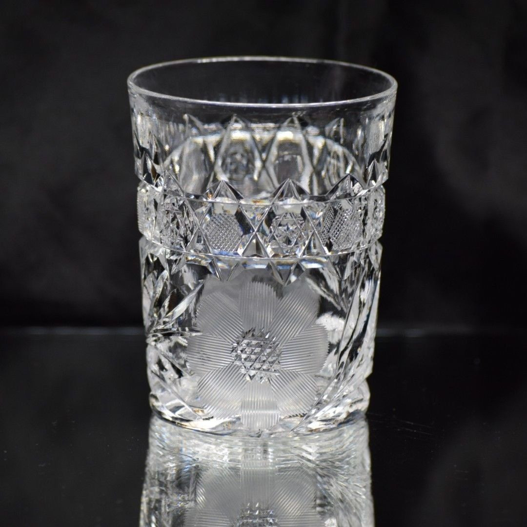 mikasa atlantic crystal vase of abp cut glass antique american brilliant period cut glass tumbler within abp cut glass antique american brilliant period cut glass tumbler cut crystal glass by jaspertiques on