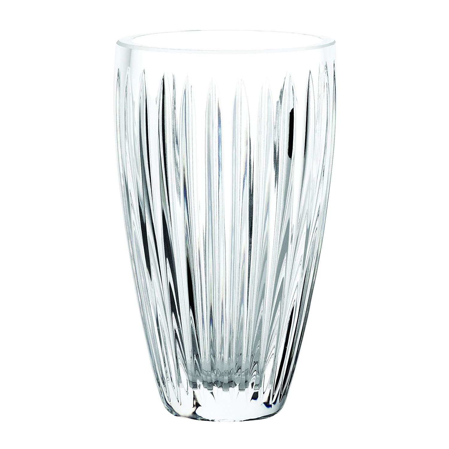 mikasa blossom crystal vase of amazon com marquis by waterford bezel vase 10 inch home kitchen throughout 91mkxddybml sl1500